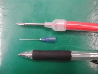 チップ ワクチン マイクロ